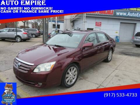 2006 Toyota Avalon for sale at Auto Empire in Brooklyn NY