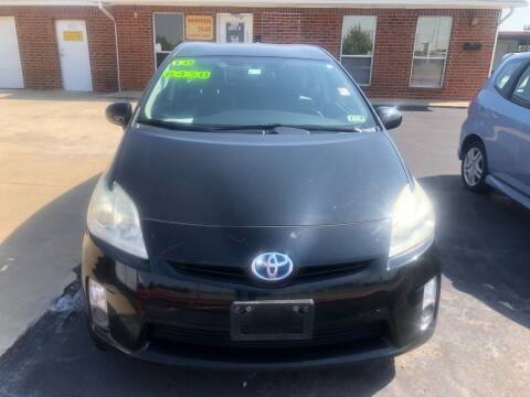 2010 Toyota Prius for sale at Moore Imports Auto in Moore OK