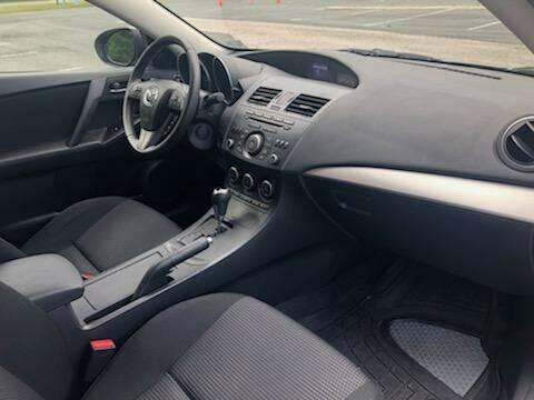 2013 Mazda MAZDA3 for sale at 7 Sky Auto Repair and Sales in Stafford VA