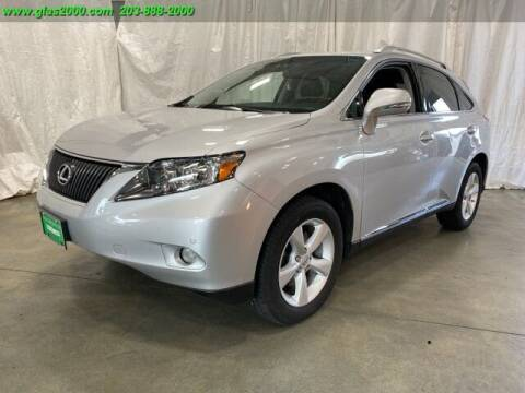 2011 Lexus RX 350 for sale at Green Light Auto Sales LLC in Bethany CT