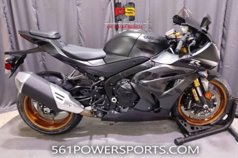 2021 Suzuki GSX-R1000R for sale at Powersports of Palm Beach in Hollywood FL