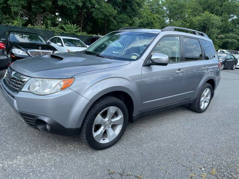 2010 Subaru Forester for sale at Dream Auto Group in Dumfries VA