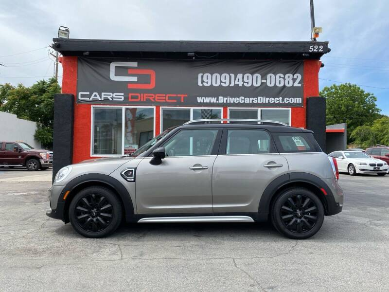 2017 MINI Countryman for sale at Cars Direct in Ontario CA