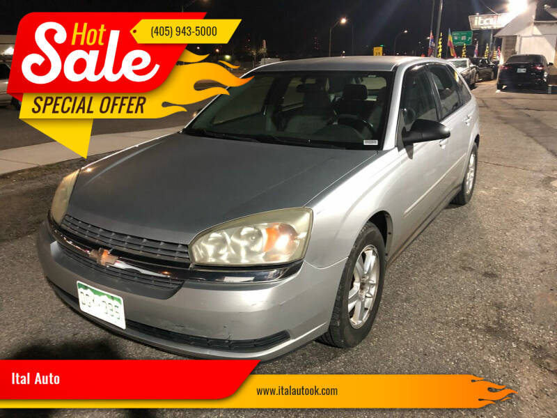 2005 Chevrolet Malibu Maxx for sale at Ital Auto in Oklahoma City OK