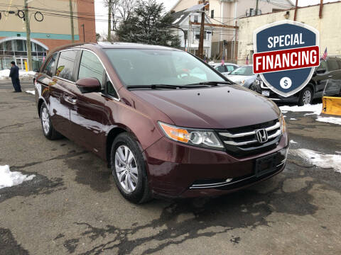 2014 Honda Odyssey for sale at 103 Auto Sales in Bloomfield NJ