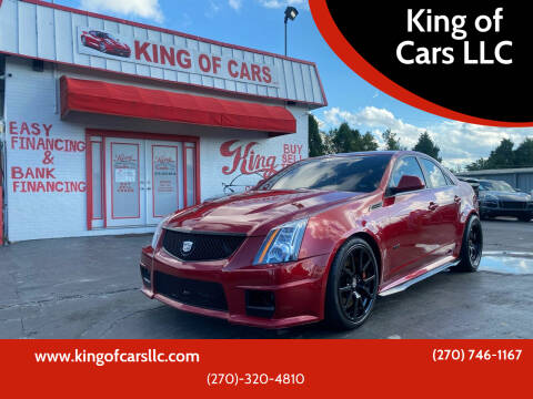 2009 Cadillac CTS-V for sale at King of Cars LLC in Bowling Green KY