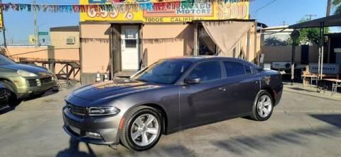 2017 Dodge Charger for sale at DEL CORONADO MOTORS in Phoenix AZ