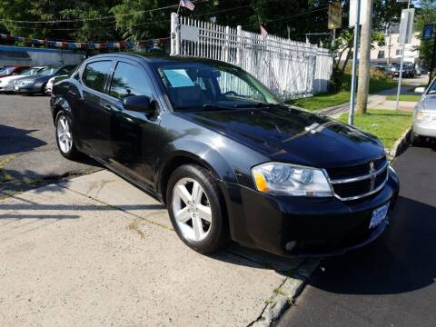2009 Dodge Avenger for sale at New Plainfield Auto Sales in Plainfield NJ