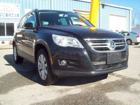 2009 Volkswagen Tiguan for sale at Frank Coffey in Milford NH