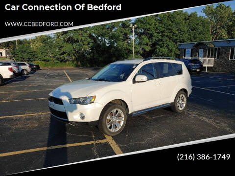 2012 Mitsubishi Outlander for sale at Car Connection of Bedford in Bedford OH