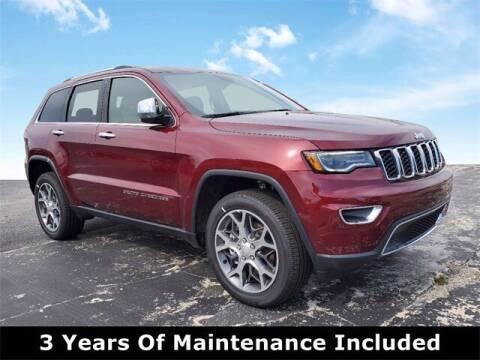 2021 Jeep Grand Cherokee for sale at PHIL SMITH AUTOMOTIVE GROUP - Okeechobee Chrysler Dodge Jeep Ram in Okeechobee FL