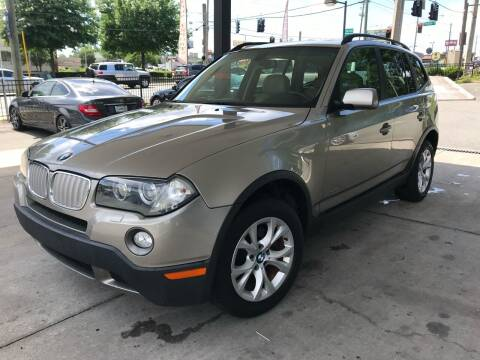 2009 BMW X3 for sale at Michael's Imports in Tallahassee FL