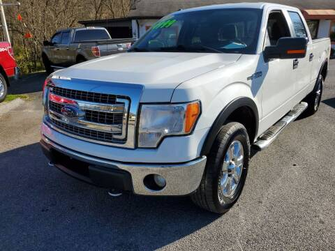 2013 Ford F-150 for sale at Kerwin's Volunteer Motors in Bristol TN