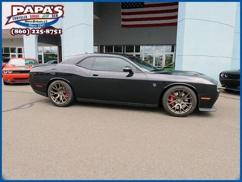 2015 Dodge Challenger for sale at Papas Chrysler Dodge Jeep Ram in New Britain CT