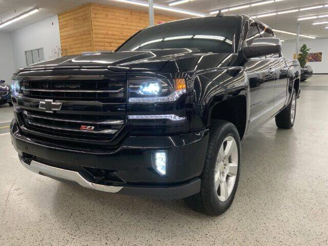 2016 Chevrolet Silverado 1500 for sale at Dixie Motors in Fairfield OH