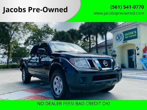2014 Nissan Frontier for sale at Jacobs Pre-Owned in Lake Worth FL