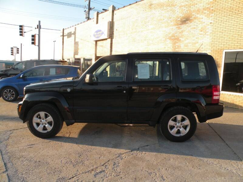 2011 Jeep Liberty for sale at Kingdom Auto Centers in Litchfield IL