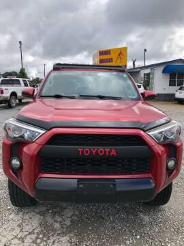 2014 Toyota 4Runner for sale at Mega Cars of Greenville in Greenville SC