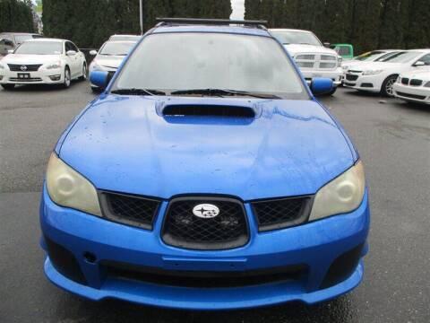 2006 Subaru Impreza for sale at GMA Of Everett in Everett WA