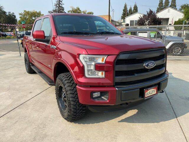 2015 Ford F-150 for sale at Quality Pre-Owned Vehicles in Roseville CA