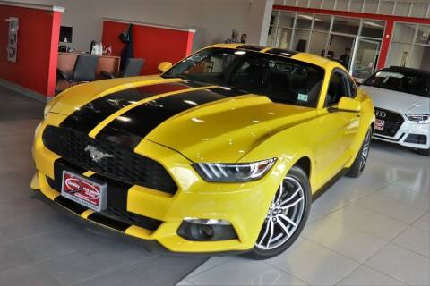 2016 Ford Mustang for sale at Quality Auto Center of Springfield in Springfield NJ