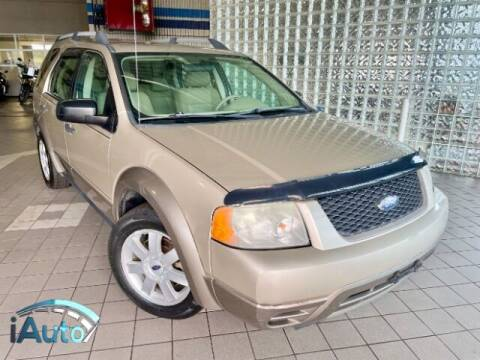 2006 Ford Freestyle for sale at iAuto in Cincinnati OH