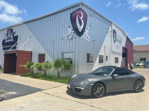 2013 Porsche 911 for sale at Barrett Auto Gallery in San Juan TX