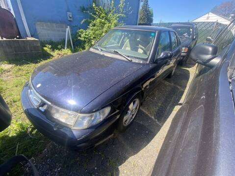 2002 Saab 9-3 for sale at Jeffrey's Auto World Llc in Rockledge PA