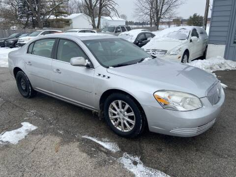 2009 Buick Lucerne for sale at Stiener Automotive Group in Galloway OH