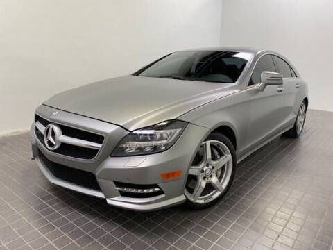 2014 Mercedes-Benz CLS for sale at CERTIFIED AUTOPLEX INC in Dallas TX