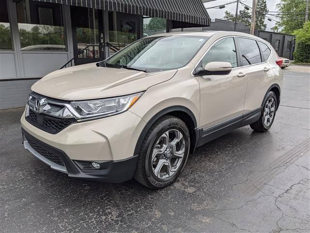 2019 Honda CR-V for sale at GAHANNA AUTO SALES in Gahanna OH