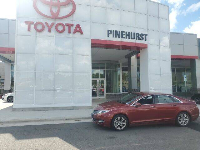 2014 Lincoln MKZ Hybrid for sale in Southern Pines, NC