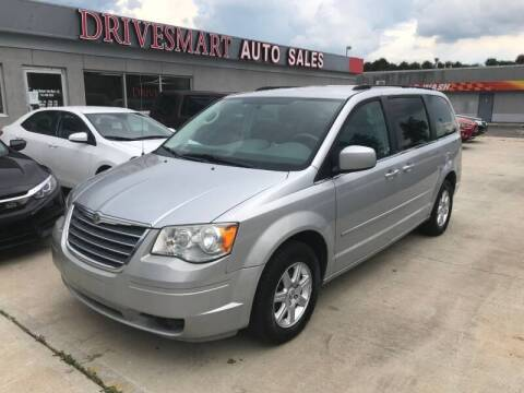2010 Chrysler Town and Country for sale at DriveSmart Auto Sales in West Chester OH