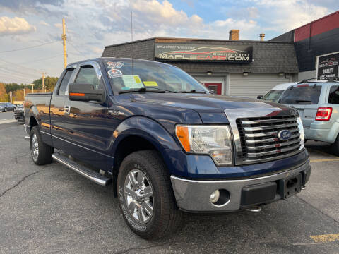 2010 Ford F-150 for sale at Maple Street Auto Center in Marlborough MA