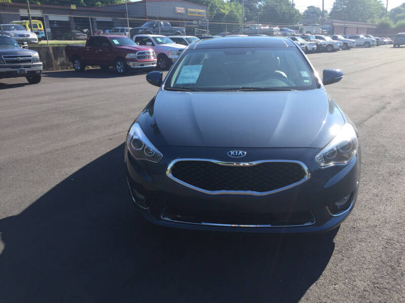 2015 Kia Cadenza for sale at Beckham's Used Cars in Milledgeville GA