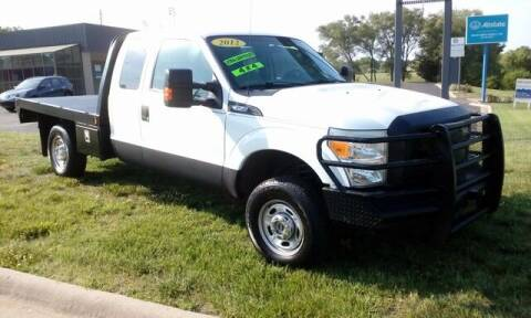 2012 Ford F-350 Super Duty for sale at Jim Clark Auto World in Topeka KS