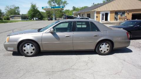 2004 Cadillac DeVille for sale at Tates Creek Motors KY in Nicholasville KY