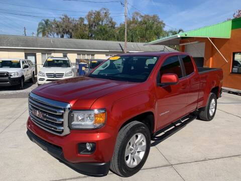 2016 GMC Canyon for sale at Galaxy Auto Service, Inc. in Orlando FL