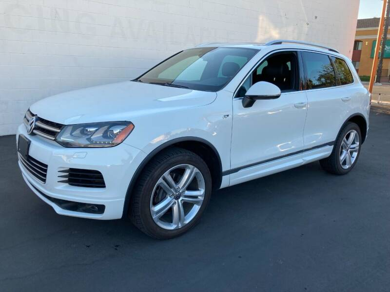 2014 Volkswagen Touareg for sale in Westminster, CA