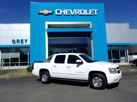 2007 Chevrolet Avalanche for sale at Grey Chevrolet, Inc. in Port Orchard WA