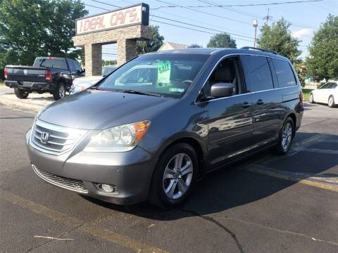 2010 Honda Odyssey for sale at I-DEAL CARS in Camp Hill PA
