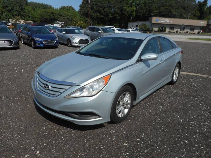 2014 Hyundai Sonata for sale at Auto Center Elite Vehicles LLC in Spartanburg SC