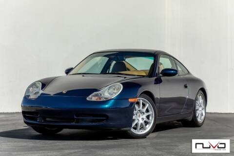 1999 Porsche 911 for sale at Nuvo Trade in Newport Beach CA