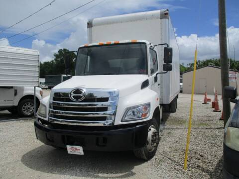 2011 Hino 258 for sale at DEBARY TRUCK SALES in Sanford FL