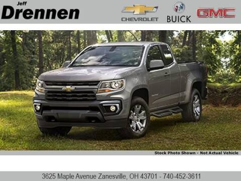 2021 Chevrolet Colorado for sale at Jeff Drennen GM Superstore in Zanesville OH