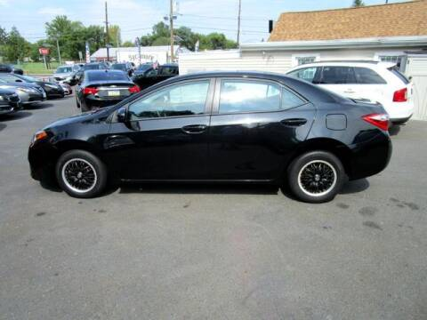 2014 Toyota Corolla for sale at American Auto Group Now in Maple Shade NJ