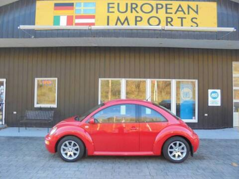 2001 Volkswagen New Beetle for sale at EUROPEAN IMPORTS in Lock Haven PA