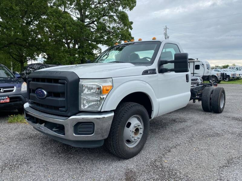 2015 Ford F-350 Super Duty for sale at TINKER MOTOR COMPANY in Indianola OK