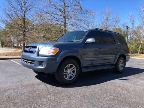 2007 Toyota Sequoia for sale at Lowcountry Auto Sales in Charleston SC