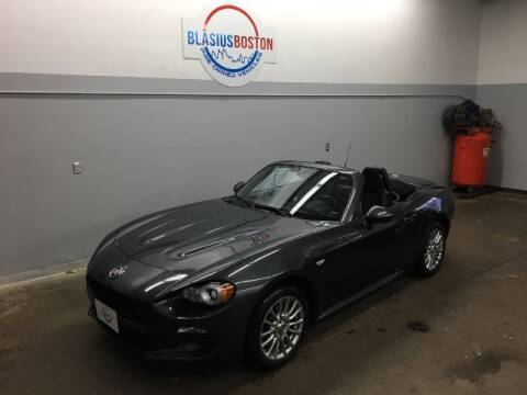 2017 FIAT 124 Spider for sale at WCG Enterprises in Holliston MA